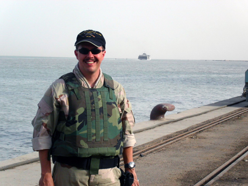 Tom-Iraq