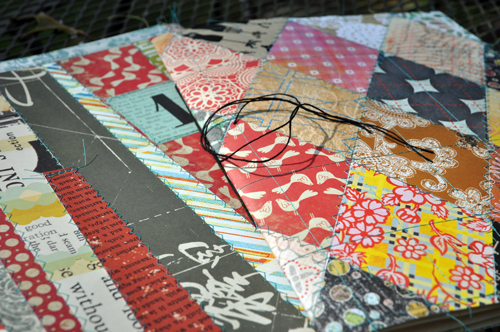 Sewn-books