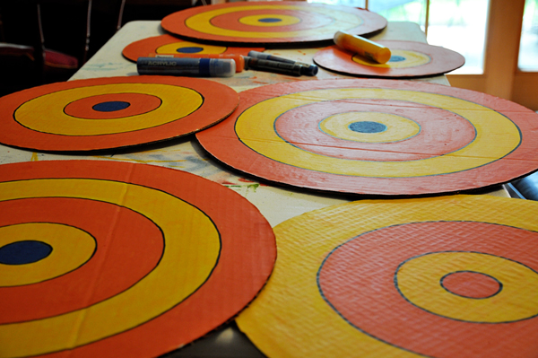 Nerf-Party-Targets