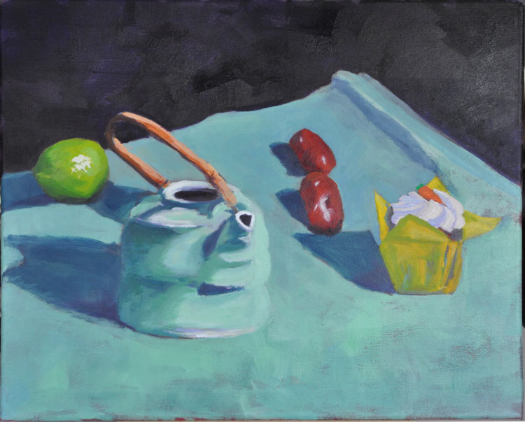 Still-Life-with-Cupcake-acrylic-750px