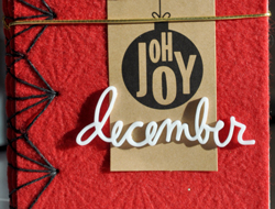 Journal Your Christmas / December Daily 2016