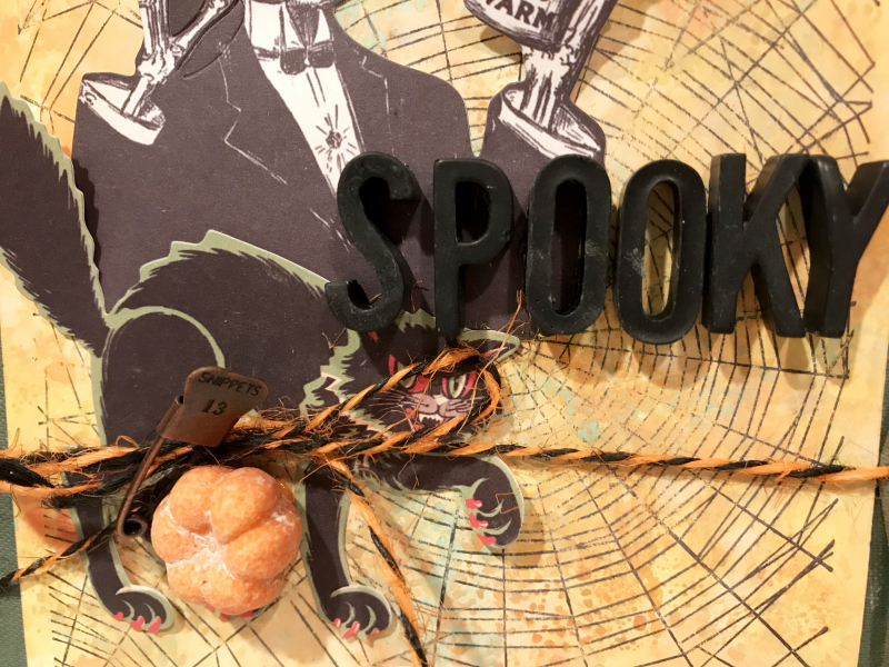 Spooky-closeup