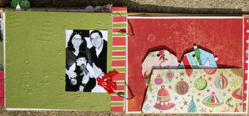Thomas's First Christmas Photo / Ornaments